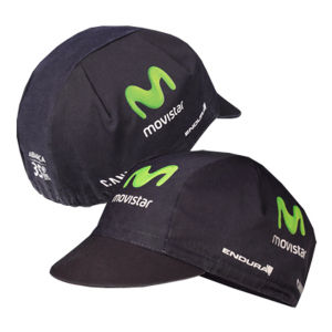 Movistar Team Replica Cap Blue - One Size 2014