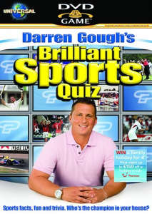 Darren Gough [Interactive DVD Game]