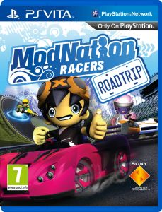 Modnation Racers: Roadtrip (Vita) PAL UK