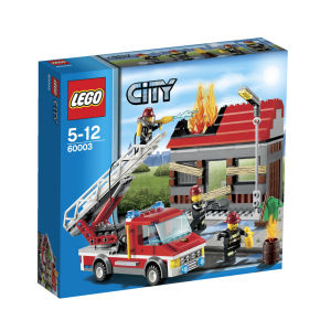 LEGO City: Fire Emergency (60003)