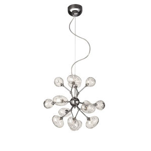 Philips Eseo Festa Pendant Ceiling Lamp - Chrome