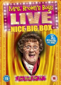 Mrs Browns Boys Live Tour Boxset