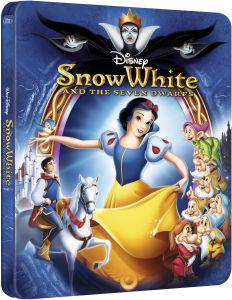 Schneewittchen und die sieben Zwerge - Zavvi exklusives Limited Edition Steelbook (Disney Kollektion #25)