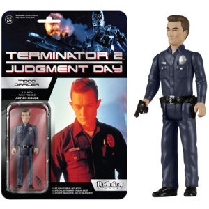 ReAction Terminator 2 T-1000 3 3/4 Inch Action Figure
