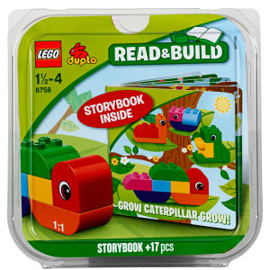 LEGO DUPLO: Grow Caterpillar Grow! (6758)