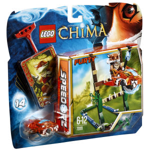 LEGO Legends of Chima: Swamp Jump (70111)