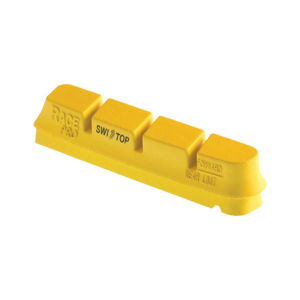 SwissStop RacePro Brake Blocks - Yellow King