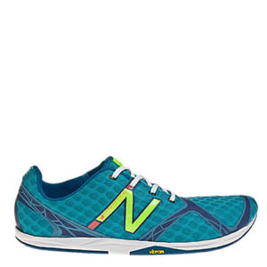 New Balance Men's MR00BY Minimus Running Shoes - Blue/Yellow