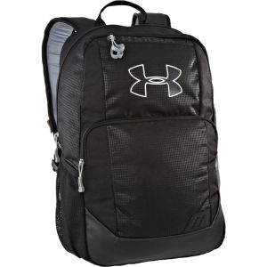 Under Armour Unisex Ozzie Backpack - Black/Steel/White