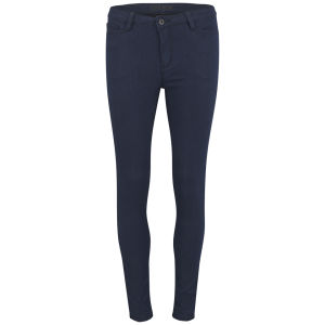 Vero Moda Women's Wonder Denim Jeggings - Indigo