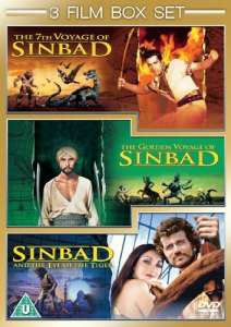 Sinbad Collection - Seventh Voyage Of Sinbad/Golden Voyage Of Sinbad/Sinbad And The Eye Of Tiger