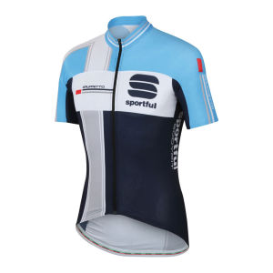 Sportful Grupetto Summer Race SS FZ Cycling Jersey