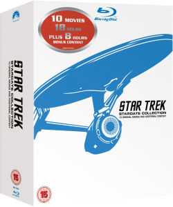 Star Trek 1-10 - Boxset Remasterizado