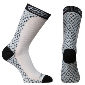 Northwave Pro Speed Thermolite High Socks - White