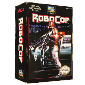 RoboCop Klassik Video Game Erscheinung
