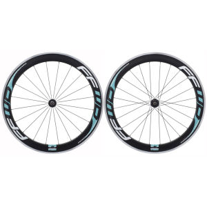 Fast Forward F6R Clincher Wheelset - Se Celeste