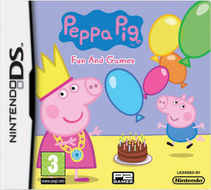 Peppa Pig 2: Fun and Games