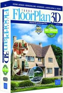 TurboFloorplan Home & Landscape Pro