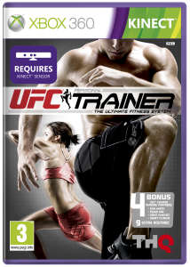 UFC Personal Trainer (Kinect) (Pre-Order Exclusive Includes Free £5 MyProtein.com Voucher)