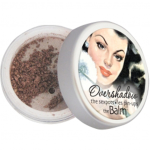the Balm Overshadow Mineral Eye Shadow - If You're Rich, I'm Single