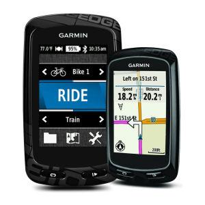 Garmin Edge 810 Trail Bundle Cycle Computer