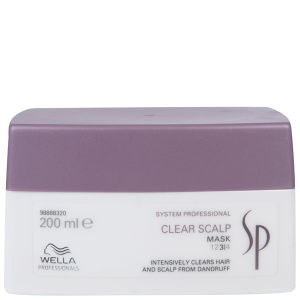 Wella Sp Clear Scalp Mask (200ml)