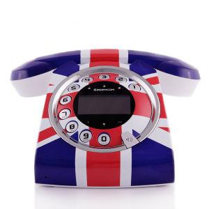 gift tech stuff sagemcom sixty digital cordless phone union jack limited edition