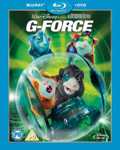G-Force - Double Play (Includes Blu-Ray and DVD)