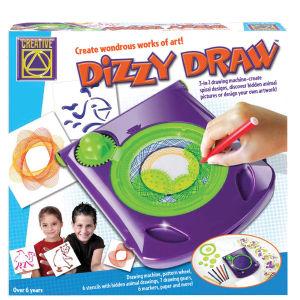 Creative Toys Dizzy Draw 123