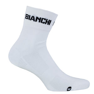 Bianchi Asfalto Socks - White