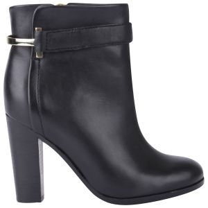 Ted Baker Women's Reder Leather Ankle Boots - Black