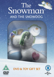 The Snowman and The Snowdog (Includes Toy)