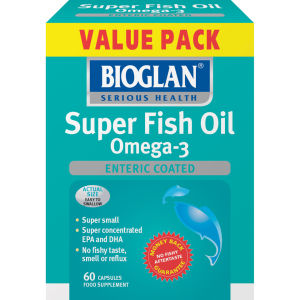 Bioglan Super Fish Oil (60 Capsules)
