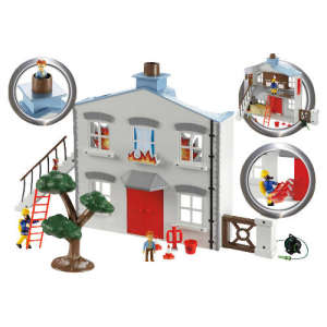 Fireman Sam Pontypandy Multi Rescue Set