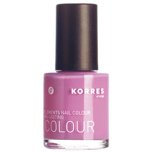 Korres Nail Colour Lilac 25