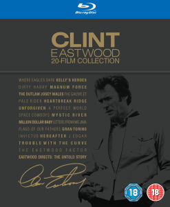 cheap clint eastwood blu ray