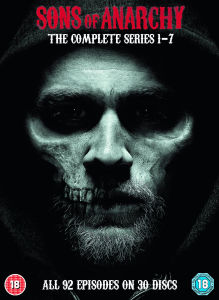Sons of Anarchy - Season 1-7