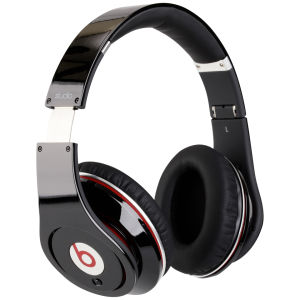 Beats by Dr. Dre: Studio HD Headphones - Black