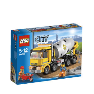 LEGO City: Cement Mixer (60018)