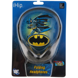 DC Batman Icon Printed Headphones