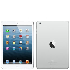 Apple iPad Mini: 32GB Wifi + 3G and 4G - White and Silver