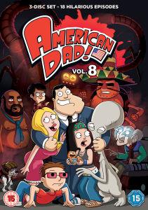 American Dad - Volume 8