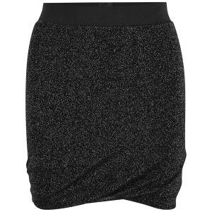Vero Moda Women's Tyra Bodycon Skirt - Silver