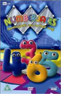 Numberjacks Are On Their Way