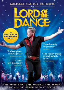 Michael Flatley Returns as Lord of Dance