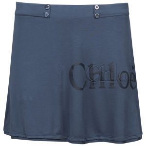 Chloe Women's Beach Skirt - Blue