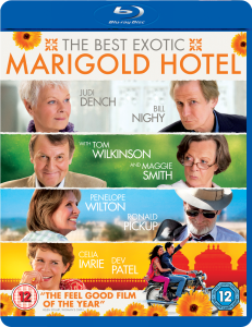 The Best Exotic Marigold Hotel (Bevat Digital Copy)