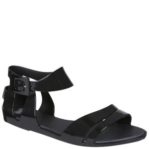 Mel Women's Macadamia Sandals - Black