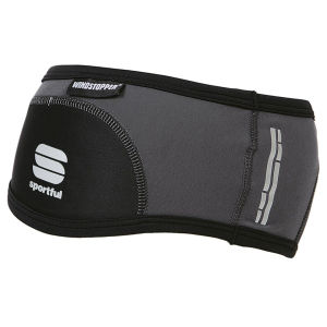 Sportful Windstopper Cycling Headband - Black