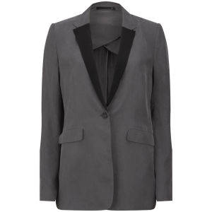 Avelon Women's Enchantment Blazer - Charcoal